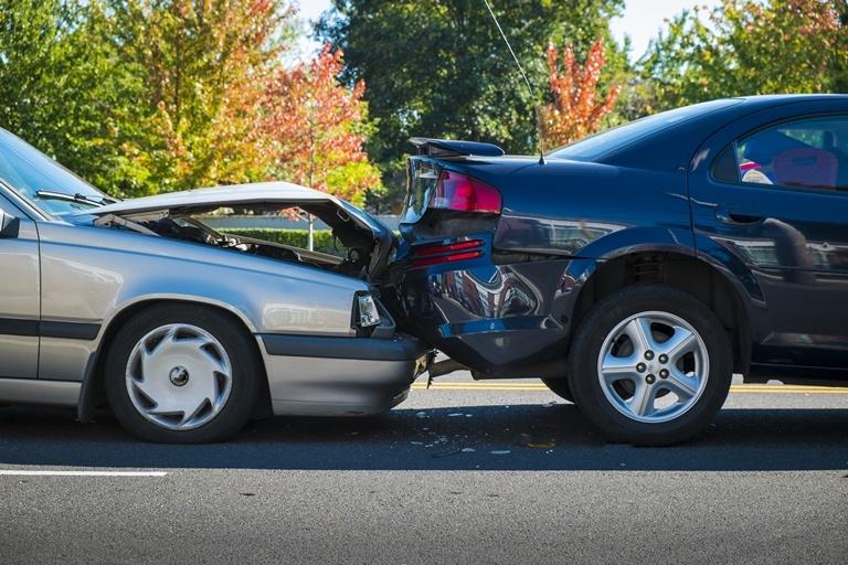 One Injured In Multi-Car Crash