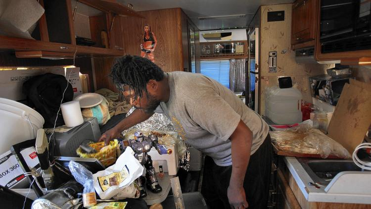 L.A. Ban On Homeless Living In Vehicles Ends