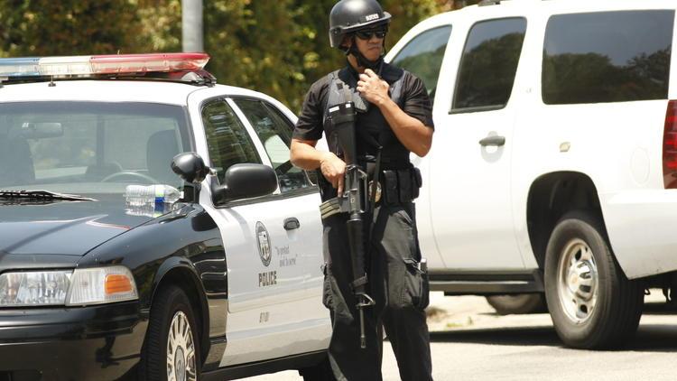 Pursuit Suspect Surrenders After Four-Hour Standoff