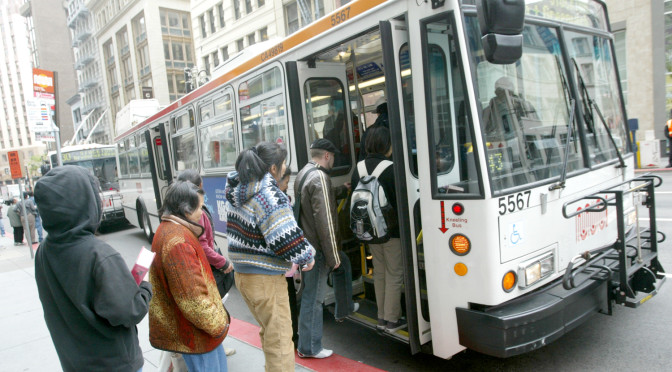 New Years Bus Service