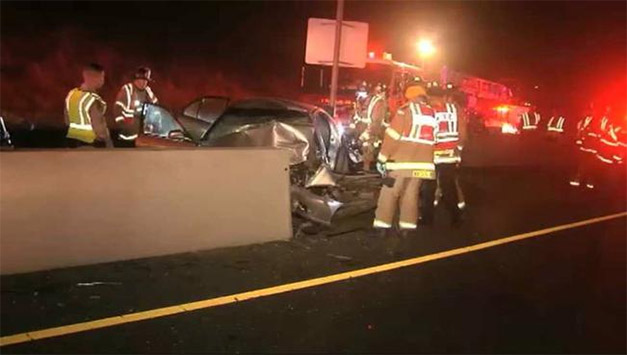 Walnut Creek Ca A Women Dead From Driving The Wrong Way On Hwy