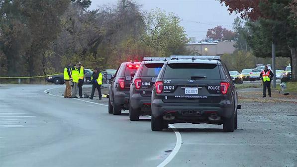 Sacramento, CA - Bicyclist Killed in Hit & Run   #1 Car Accident