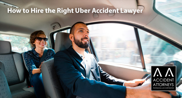 How to Hire the Right Uber Accident Lawyer