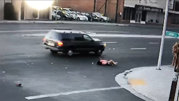 California Woman Injured in Horrific Hit and Run Accident